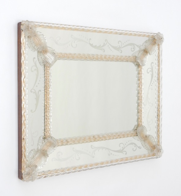 Sold - Venetian Style Mirror