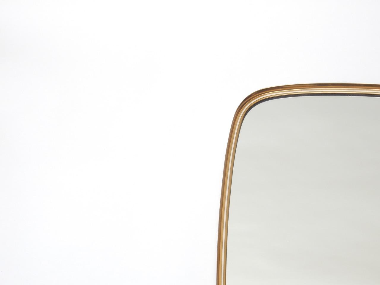Sold - Gold Frame Mirror