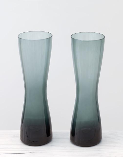 Sold -  Glass Vases